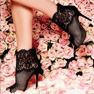 Dolls Kill Shoes - Sexy Lace Booties